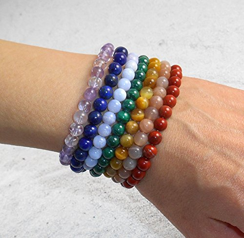 bracelet-set-7-chakra-bracelets-reiki-energy-amethyst-lapis-lazuli-blue-agate-malachite-tiger-eye-or