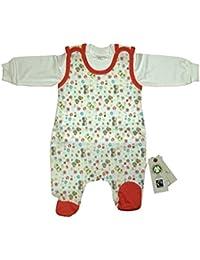 Baby Stramplerset bunt Biologisch Gr.68