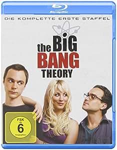 The Big Bang Theory - Die komplette erste Staffel [Blu-ray]