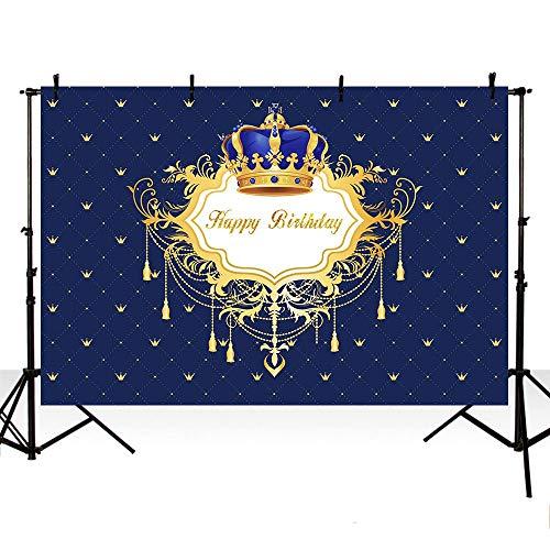Mehofoto Foto-Hintergrund, Cartoon-Märchen, Geburtstagsparty-Dekoration, Hintergrund für Fotografie, 2,1 x 1,52 m
