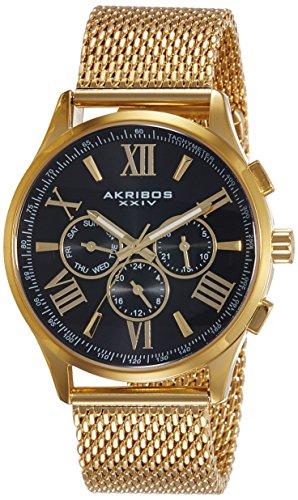Montre bracelet - Homme - Akribos XXIV - AK844YGB