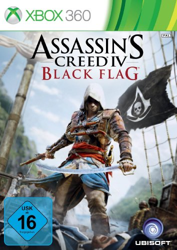 Assassin's Creed 4: Black Flag - [Xbox 360] Assassins Creed 4 Für Die Xbox 360