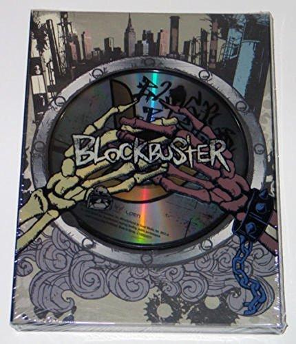 BLOCK B - Blockbuster (Vol. 1) [Normal Edition] CD+Photo Booklet+Extra Gift Photocards by BLOCK B (Blockbuster Block B)