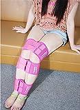 MEYLEE Cintura di correzione del ginocchio 3PCS tipo O tipo gamba X Correzione cintura Gambe bande con gambe gambe Leggings , xl