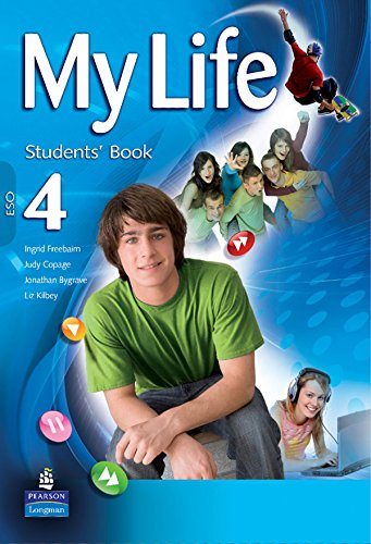 My Life 4 Student's Book Pack - 9788498374186