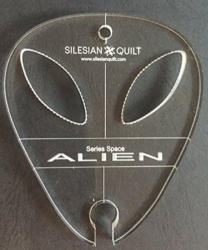 Modello per Apllique Alien per Gammill e Apqs macchina