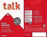 vodafone d2 CallYa SIM only Talk & SMS (10 Euro Startgu