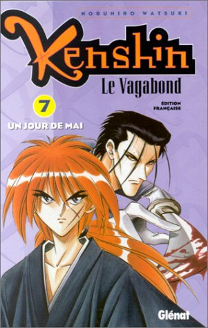 Kenshin - le vagabond Vol.7 par WATSUKI Nobuhiro