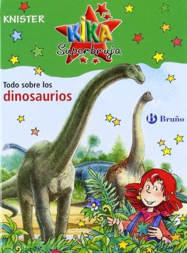 Todo sobre los dinosaurios/ All about Dinosaurs