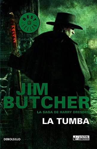 Descargar Libro Libro La Tumba (DeBolsillo) de Jim Butcher