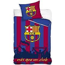 FC Barcelona diseño de funda de edredón y funda de almohada Set