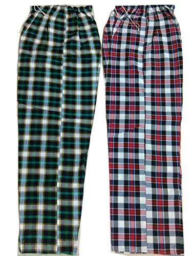Handloom Cotton Night Pant, Track Pant Comfort at Night and Day Like...