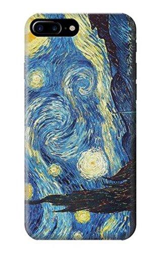 Van Gogh Starry Nights Case Cover Custodia per iPhone 7 Plus