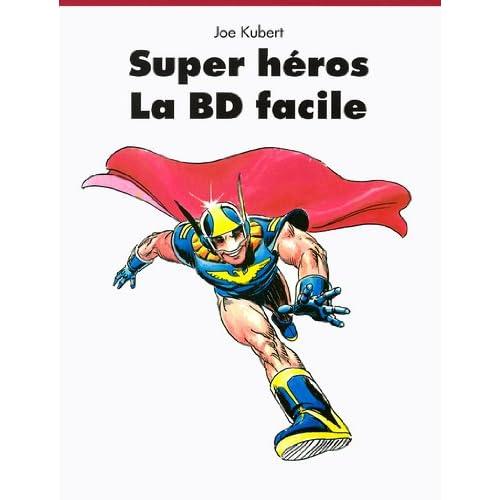 BD facile, Superheros