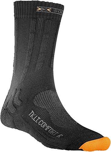 X-Socks Run Light & Comfort / 20278 Chaussettes de randonnée Marron clair/Amande