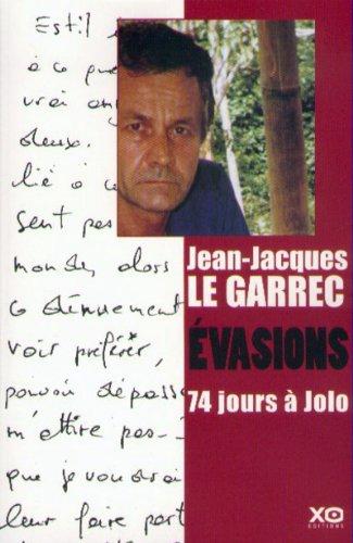 Evasions par Jean-Jacques Le Garrec