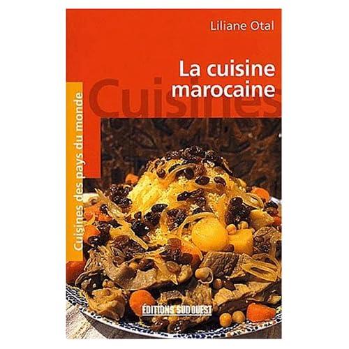 La cuisine marocaine