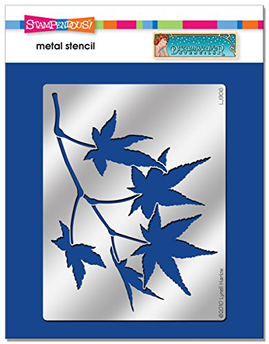 Unbekannt Stampendous dwlj906Dreamweaver Schablone, Ahorn Ast