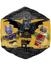 Anagram - Globo Supershape diseño película Lego Batman