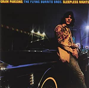 Sleepless Nights(W/The Flying Burrito Brothers) [Import anglais]