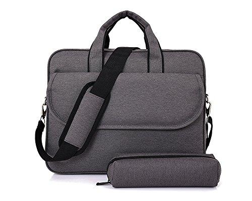 Épaule Laptop Bag Sleeve Porte-documents, Carry Case Ordinateur portable / MacBook