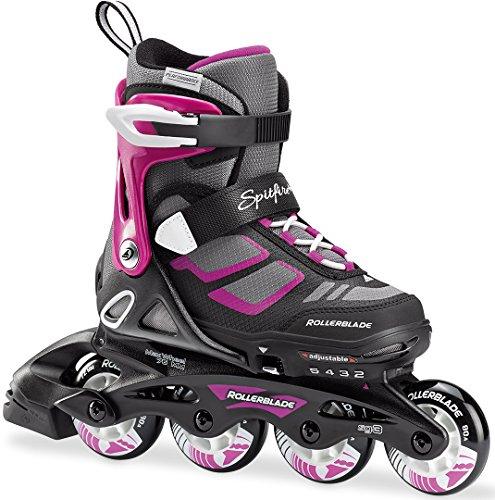 rollerblade-spitfire-g-pattini-in-linea-bambina-nero-viola-230