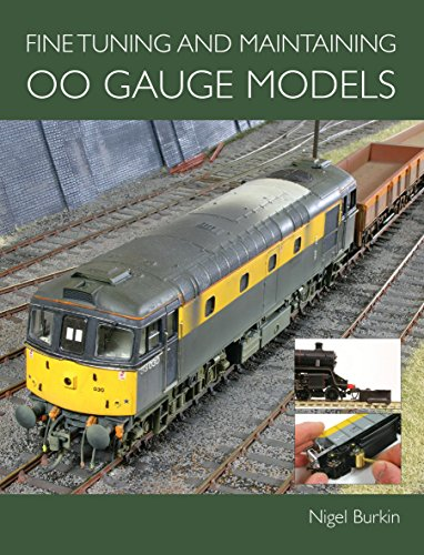 Fine Tuning and Maintaining 00 Gauge Models por Nigel Burkin
