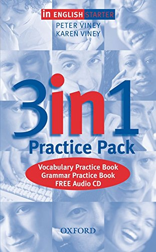 In English Starter. Practice Pack: 3-in-1 Practice Pack Starter level por Karen Viney