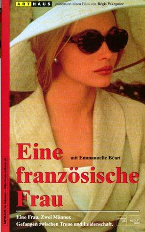Bild von Eine französische Frau [VHS]