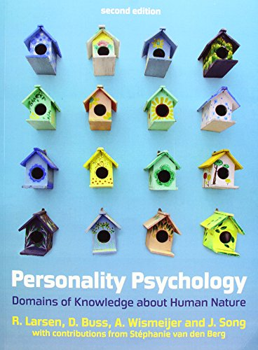 PDF Personality Psychology: Domains of Knowledge About Human