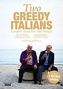 Two Greedy Italians: Series 2 - Still Hungry [DVD]