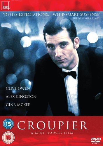 Croupier [DVD] [1998] by Clive Owen