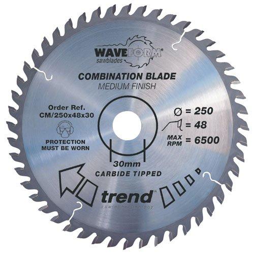 TREND CM/160X24X16 160MM X 24 TEETH X 16MM SAW BLADE