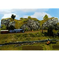 Decoración para modelismo ferroviario 58490 G - 45 mm [importado de Alemania]
