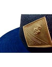 Supremebeing - Casquette de Baseball - Homme Bleu bleu Medium