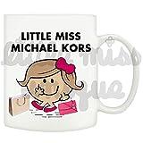 Michael Kors Best Deals - Little Michael Kors Inspired Mug - Gold Silver Watch Necklace Bracelet