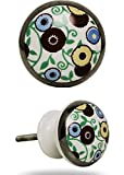 Pomo de porcelana - Knopf cerámica - decoración wohnideen asa tiradores - Riley