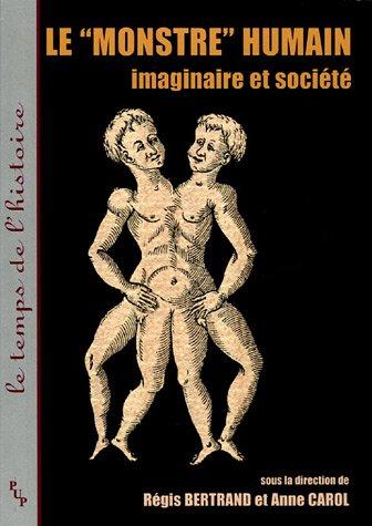 Le monstre humain : Imaginaire et société