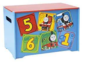 Thomas the Tank Engine Toy Box by HelloHome