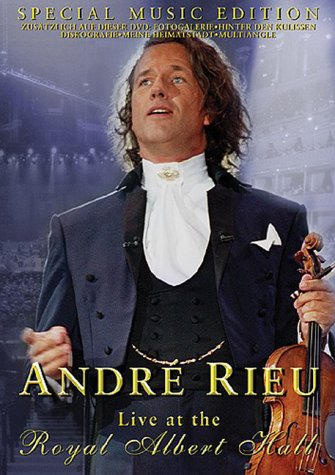André Rieu - Live at the Royal Albert Hall [Special Edition] - Limited Edition Farbe