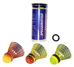 Pro Performance Speedminton Mixed Speeder Tube by Pro Performance Sports