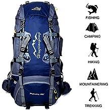 0b23d13c09 ... 80 litri Zaini da escursionismo, ideale per lo sport all'aperto; Zaini  montagna e trekking ...