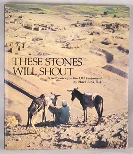 Title: These stones will shout A new voice for the Old Te