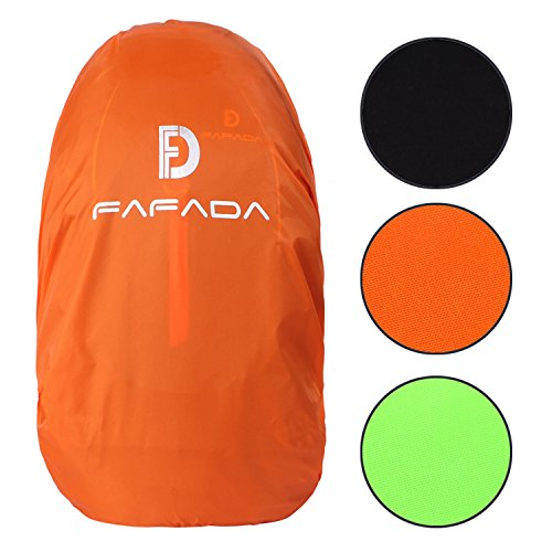 Imagen de fafada nylon fundas para  protectora de lluvia para  15 30l naranja, s