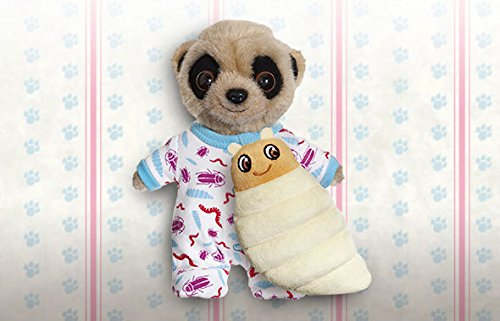 Image of Baby Oleg - Compare the Meerkat Official Plush Toy