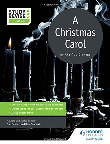 Study and Revise for GCSE: A Christmas Carol (Study & Revise for Gcse) by Sue Bennett (2016-01-29)