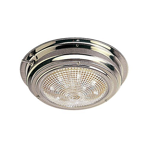 Sea Dog 400193-2 LED Dome Light with 4-Inch Lens by Sea Dog Line Dome Light Lens