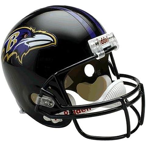 NFL Riddell Replica Full-Size-Helmet Baltimore Ravens by Caseys