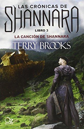 La canción de Shannara por Terry Brooks