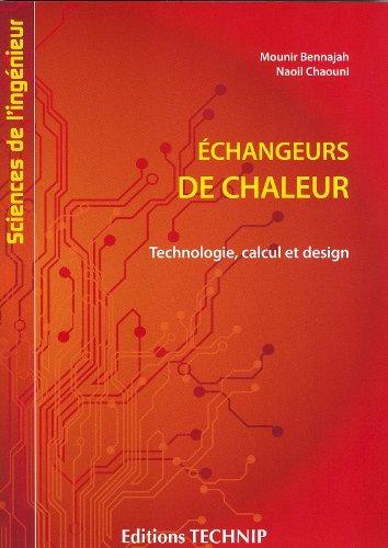 Technologie et design des échangeurs de chaleur